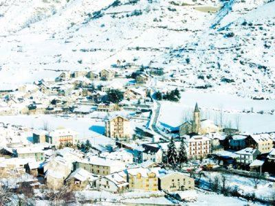 Espot nevado